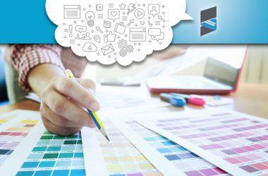 Conheça os equipamentos utilizados em uma gráfica para a impressão de folhetos.