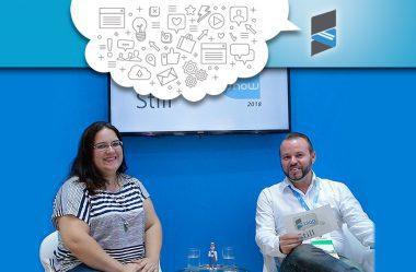Vídeo > Bate papo sobre Marketing e Varejo com Flávia Teixeira e Edemilson Soares